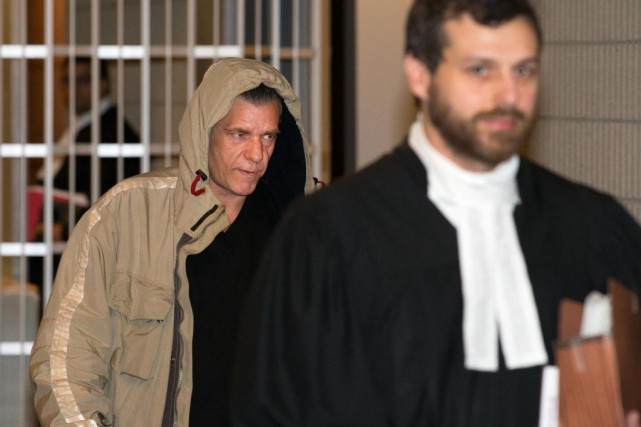 Richard Trottier a été déclaré coupable de tentative... (Photo Robert Skinner, La Presse)