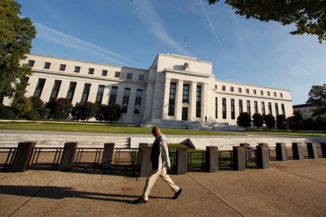 «Cette réunion de la Fed sera sans événement»,... (PhotoKevin Lamarque, Archives Reuters)