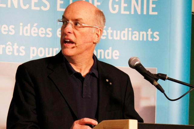 Le biologiste et océanographe Louis Fortier... (Université Laval)