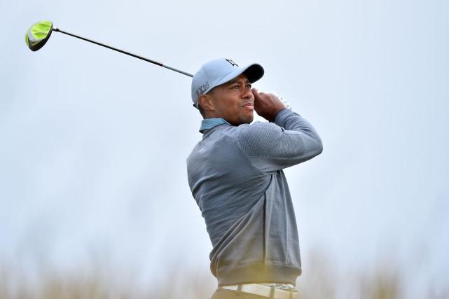 Tiger Woods... (Archives Agence France-Presse)