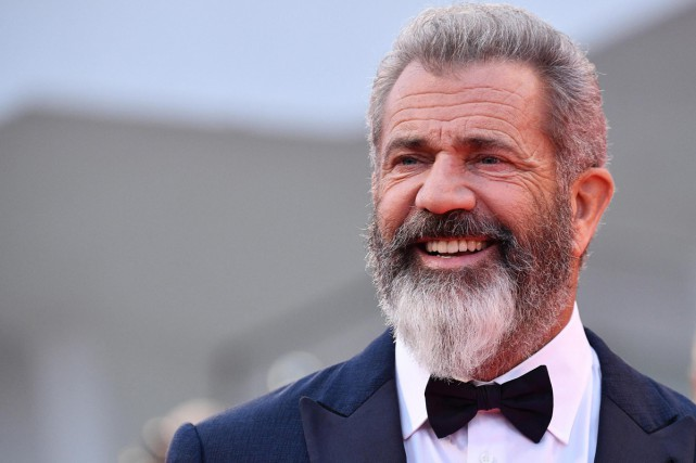 Mel Gibson à la Mostra de Venise en... (PHOTO ARCHIVES AP)