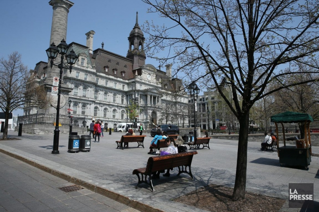 Montréal fêtera son 375e anniversaire en 2017.... (PHOTO MARTIN CHAMBERLAND, ARCHIVES LA PRESSE)