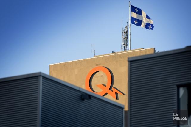 Hydro-Québec ne prévoit qu'une croissance «modérée» de la... (Archives La Presse)