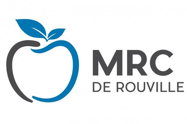 Tout au long de la semaine, la MRC... (Logo officiel)