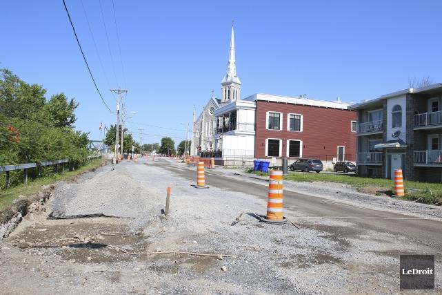 La Ville de Gatineau a transgressé ses propres... (Patrick Woodbury, LeDroit)