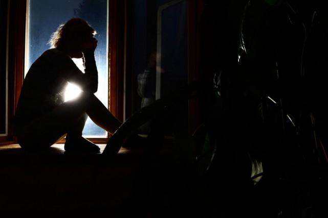 La fille d'Anne (nom fictif) s'est prostituée pendant... (PHOTO CHARLES LABERGE, COLLABORATION SPÉCIALE)