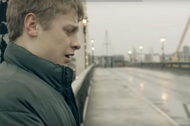 Le film 1:54 du réalisateur Yan England a son utilité alors que le... (Capture d'écran)