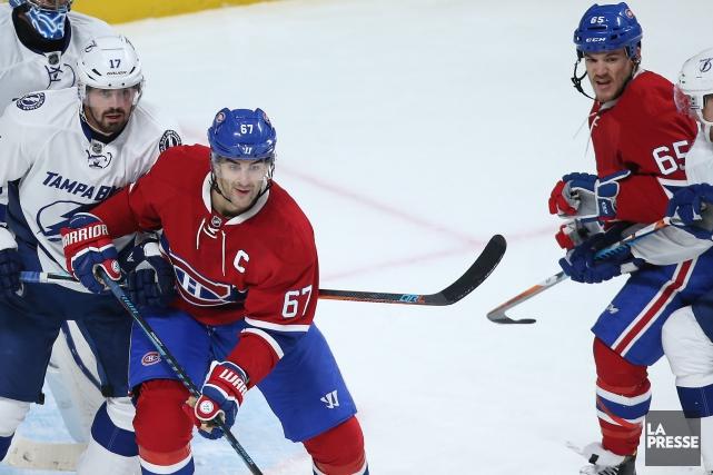 Dans ses quatre derniers matchs, le Canadien a... (Photo Martin Chamberland, La Presse)