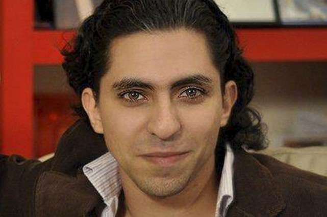 Raïf Badawi a été condamné en novembre 2014... (PHOTO ARCHIVES REUTERS)