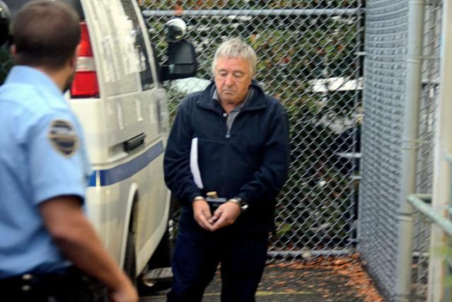 L'ex-enseignant Conrad Sarrazin a été condamné à la... (Collaboration spéciale, Éric Beaupré)