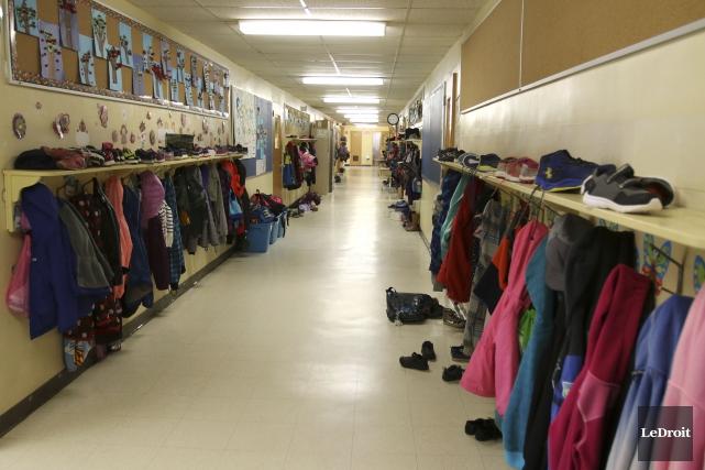 Les écoles québécoises sont les plus inégalitaires au pays, déplore un rapport... (Archives Le Droit)
