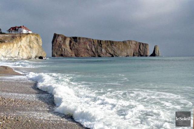 Percé, Gaspésie... (Photothèque Le Soleil)