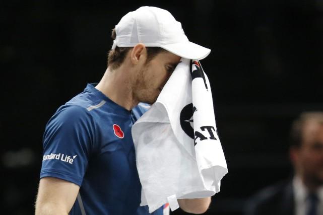 Andy Murray... (PHOTO Michel Euler, AP)