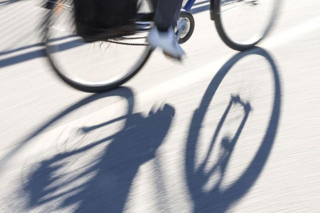 Tout le réseau cyclable du Plateau, dans le secteur Hull, sera bientôt... (123RF)