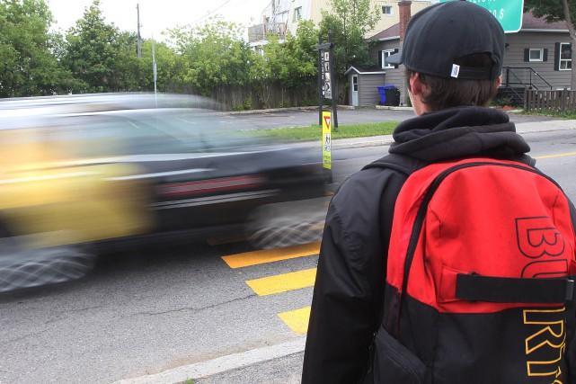 La Ville d'Ottawa tente de mettre en place des mesures afin d'assurer la... (Etienne Ranger, Archives LeDroit)
