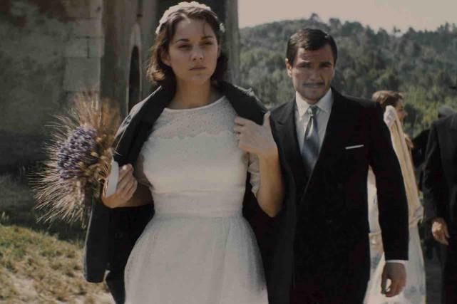 Marion Cotillard brûle la rétine dans son incarnation... (Fournie par TVA Films)