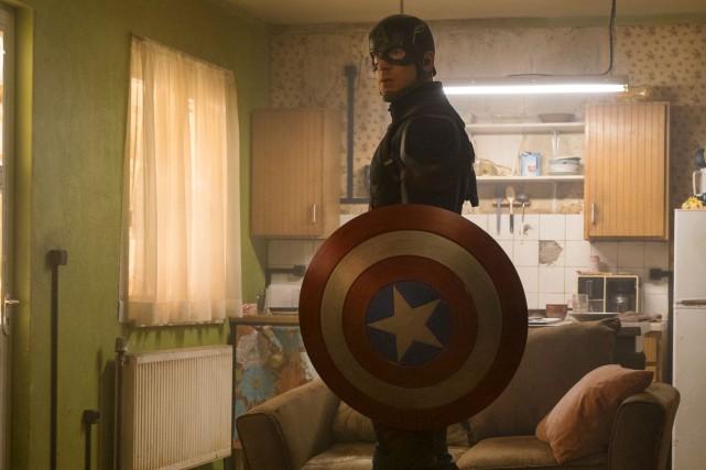 Capitaine America: la guerre civilea engrangé les meilleures... (Fournie par Buena Vista)