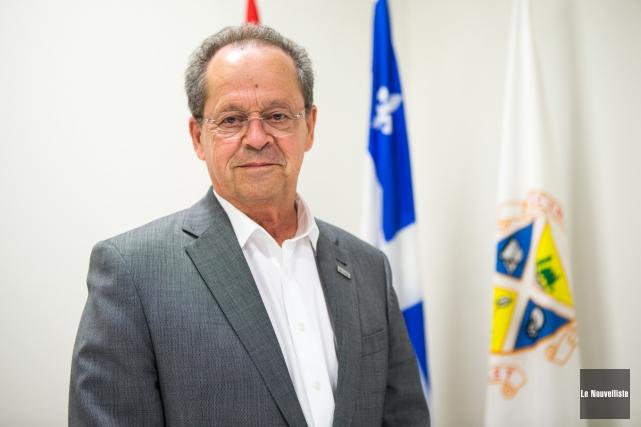 L'ex-maire de Nicolet, Alain Drouin, fait partie des... (Olivier Croteau, Le Nouvelliste)