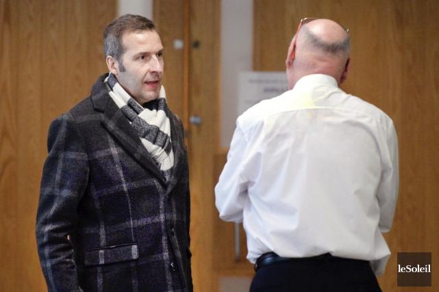 Réjean Thiboutot a été reconnu coupable en août... (Photothèque Le Soleil, Jean-Marie Villeneuve)