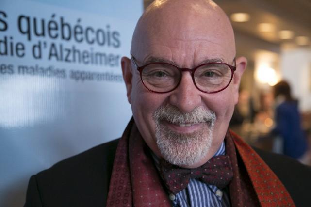 Le Sherbrookois Dr Guy Lacombe, professeur titulaire à... (Spectre Média, René Marquis)