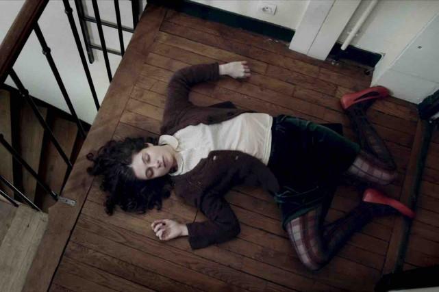 Film maladroit et décousu,Solange et les vivantsne doit... (Fournie par K-Films Amérique)