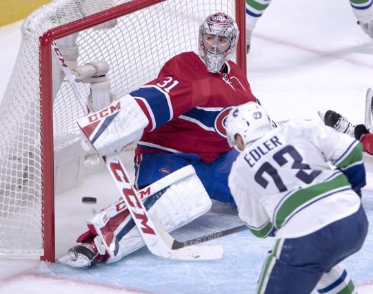 N'eût été de Carey Price, le Canadien aurait... (Ryan Remiorz, La Presse canadienne)