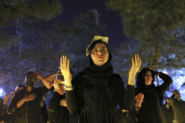 La vidéo produite par Alex Kuzoian illustre notamment... (photo Ebrahim Noroozi, AP)