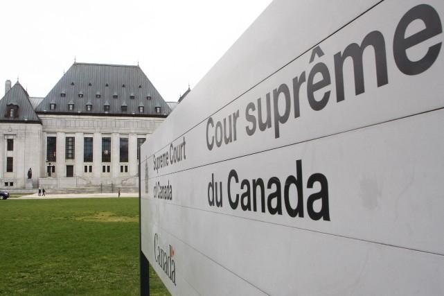 La Cour suprême du Canada a accepté jeudi... (Archives Le Droit)