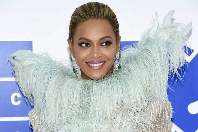 Beyoncé lors des MTV Video Music Awards en... (Archives AP)