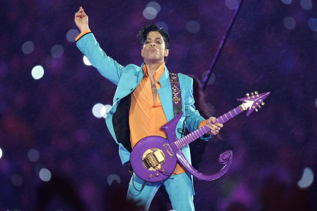 Le mandataire exécuteur du chanteur Prince, qui de son vivant défendait... (PHOTO ARCHIVES AP)