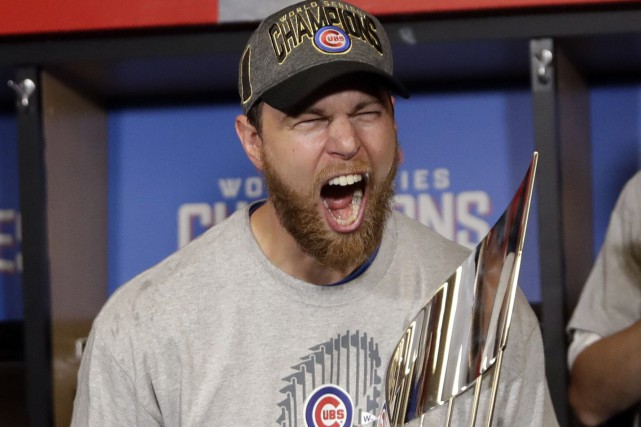 Ben Zobrist... (Associated Press)