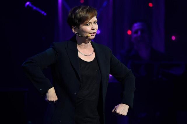 Claudine Mercier fait un retour sur scène en... (PHOTO BERNARD BRAULT, ARCHIVES LA PRESSE)