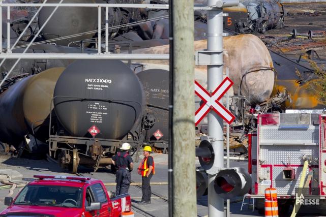 Les enregistreurs audio-vidéo dans les locomotives serviront aux... (Archives La Presse)