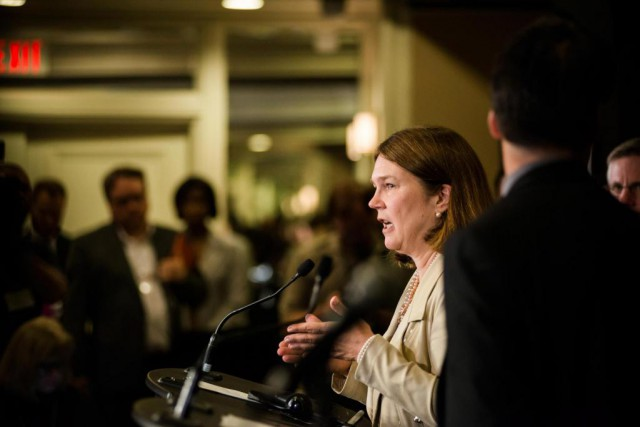 La ministre fédérale de la Santé Jane Philpott... (PHOTO Christopher Katsarov, ARCHIVES LA PRESSE CANADIENNE)