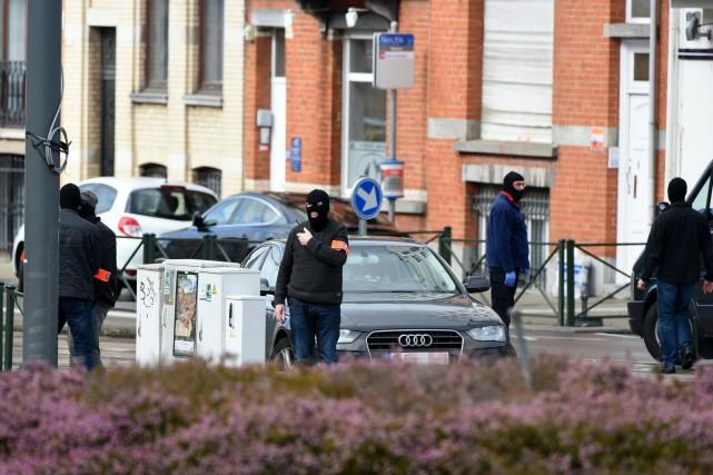 «La Belgique a travaillé dur l'année passée à... (PHOTO ARCHIVES AFP)