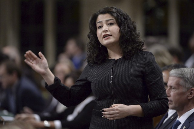 Maryam Monsef... (Archives La Presse canadienne)