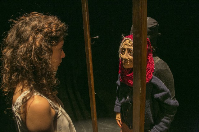 Clara Prévost-Dubé et Rebecca Vachon se partagent le... (rene marquis)