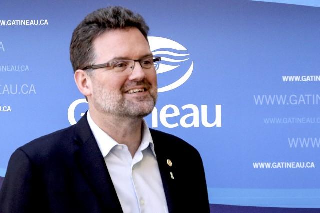 Maxime Pedneaud-Jobin obtient la faveur de 47% des... (Patrick Woodbury, Archives LeDroit)