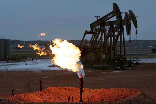 L'essor de l'industrie des ressources naturelles dans le nord-est de la... (Photo Eric Gay, archives AP)