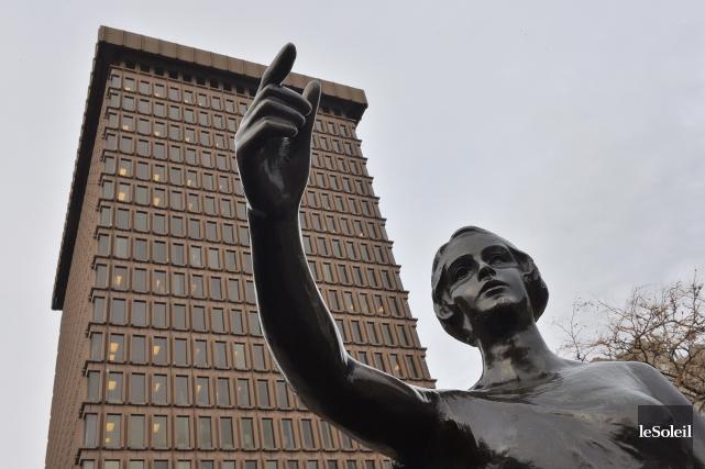 Les «transactions très troublantes» ont concerné plusieurs immeubles,... (Le Soleil, Patrice Laroche)
