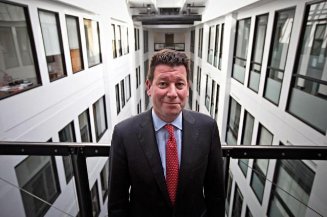 Hubert Bolduc, PDG de Montréal International... (Photo Patrick Sanfaçon, La Presse)
