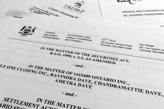 Les autorités réglementaires ontariennes ont conclu l'an dernier... (Photo Jon Elswick, PC/AP)