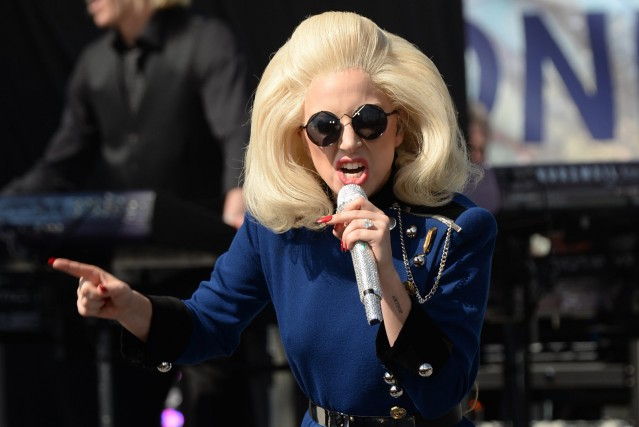 Lady Gaga... (archives Associated Press)