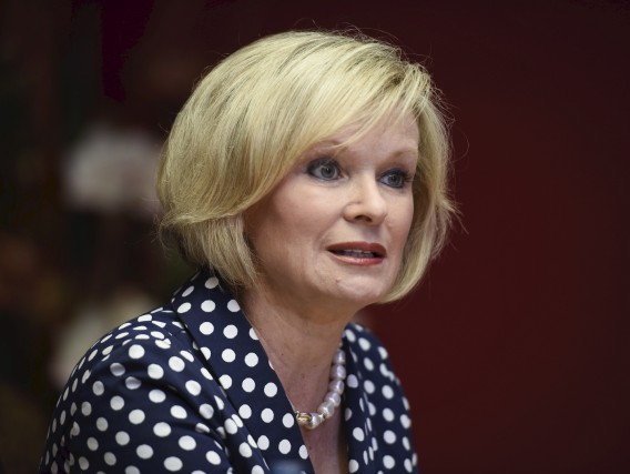 Julie Boulet a été élue pour la première... (François Gervais)