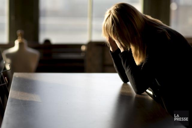 ANALYSE / Depuis maintenant plusieurs années, la question de la santé mentale... (Archives, La Presse)