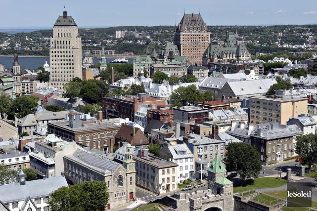 La création d'emplois dans la région de Québec ne s'essouffle pas. En octobre,... (Le Soleil, Patrice Laroche)