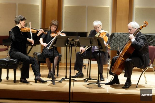 Saguenay a accordé un appui substantiel à l'Orchestre... (Archives Le Quotidien, Jeannot Lévesque)