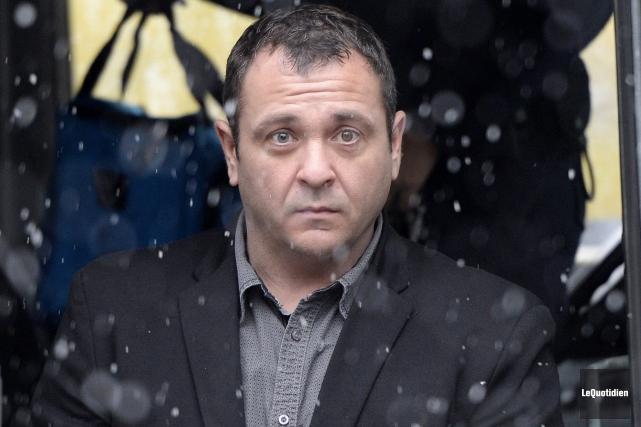 Yves Martin fait face à trois chefs d'accusation.... (Archives Le Quotidien, Jeannot Lévesque)