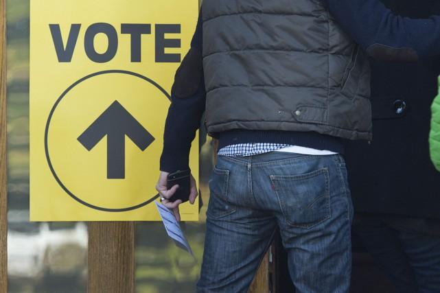 Les électeurs d'Ottawa-Vanier peuvent dès maintenant exercer leur droit de... (Archives, La Presse canadienne)