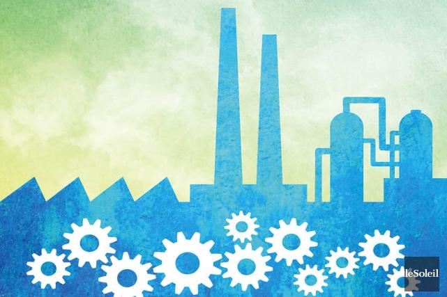 «On entend beaucoup parler des entreprises du secteur des technologies de... (Infographie Le Soleil)